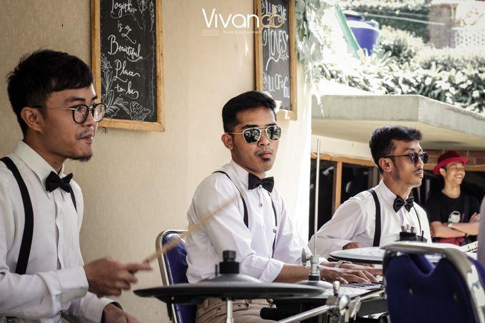 The Wedding of  Niesma & Amar by Vivando Music Entertainment - 006