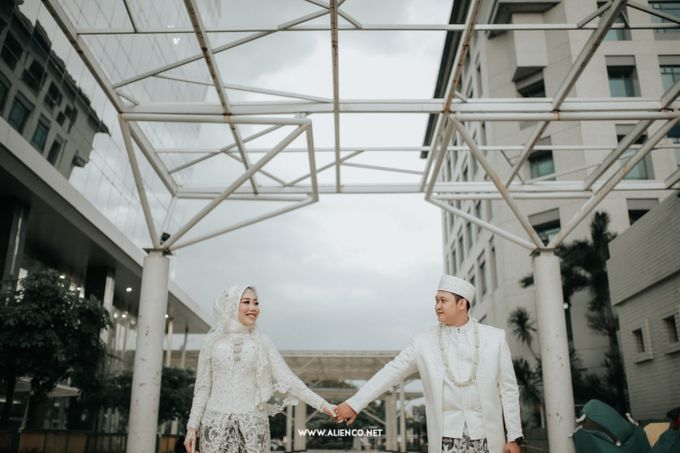 The Wedding Of Shella & Lutfi by alienco photography - 026