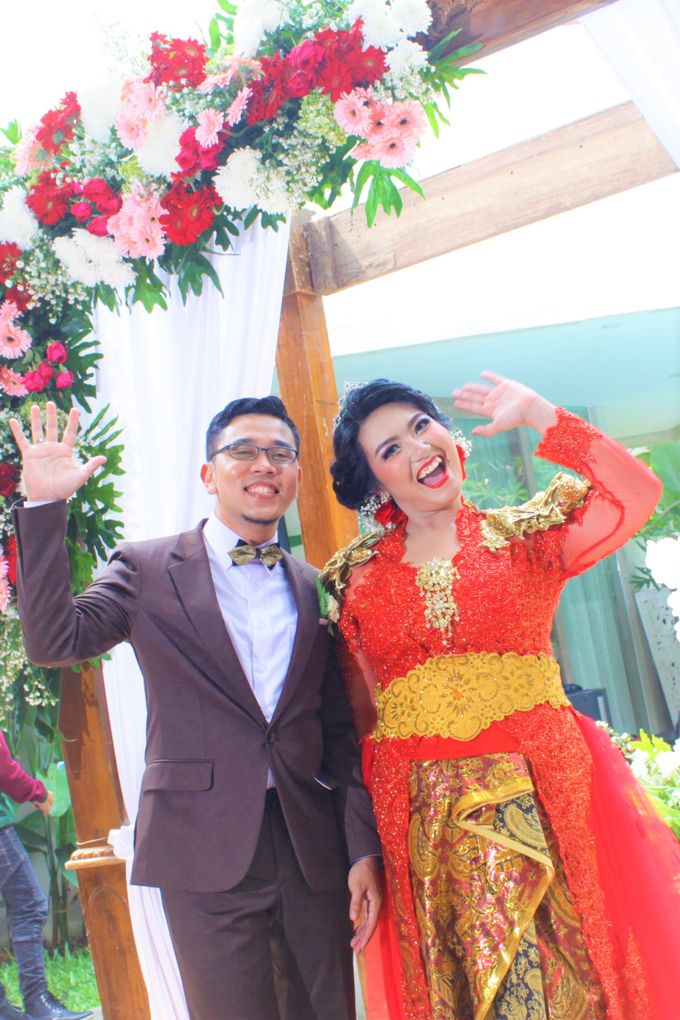 THE WEDDING OF ADE & AME by DIY Planner - 019