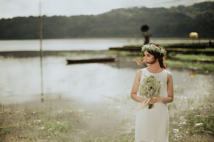Bali Prewedding Diana & Andre by Hexa Images - 003