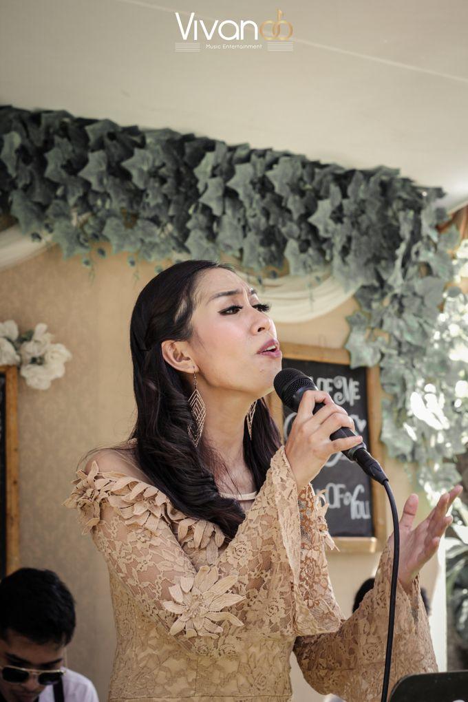 The Wedding of  Niesma & Amar by Vivando Music Entertainment - 004