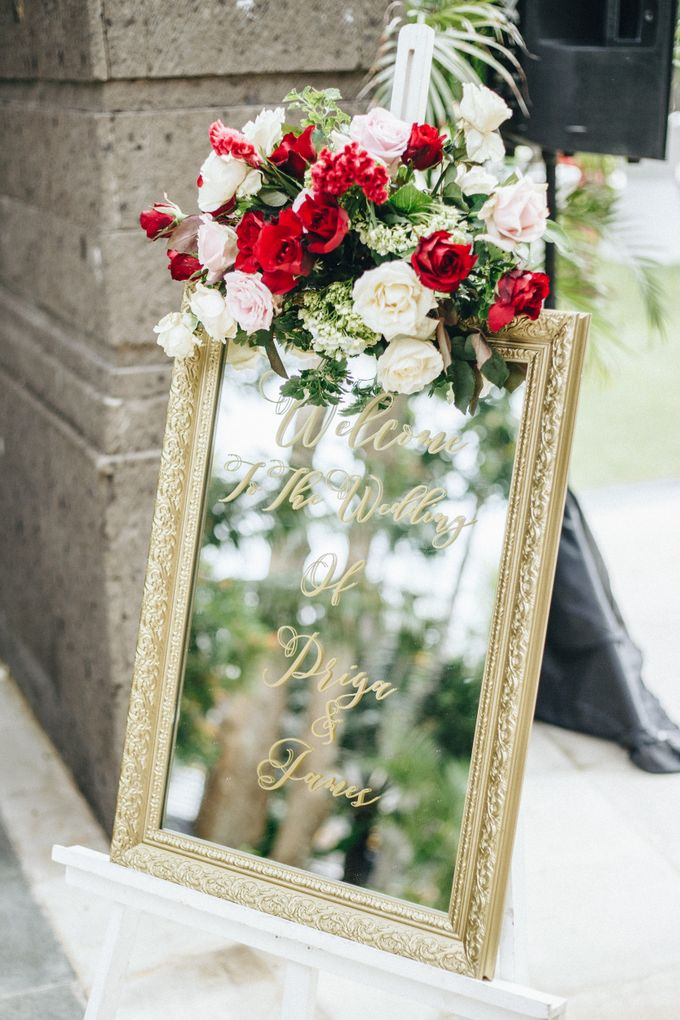 The Wedding of Priya & James by Red Gardenia - 012
