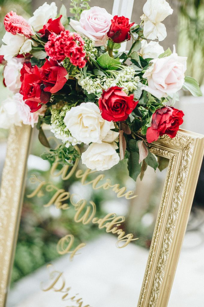 The Wedding of Priya & James by Red Gardenia - 013