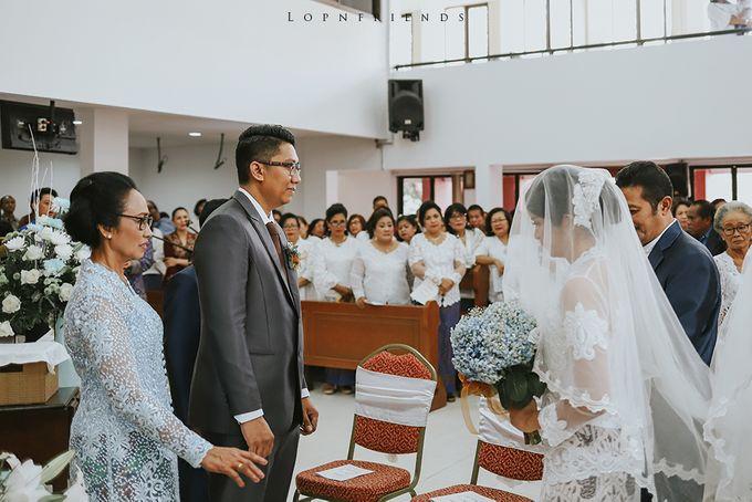 Budi & Ayu Wedding day by lop - 014
