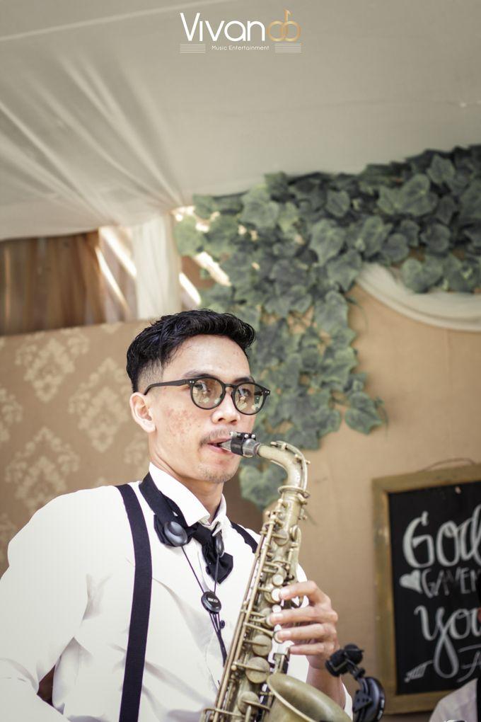 The Wedding of  Niesma & Amar by Vivando Music Entertainment - 009