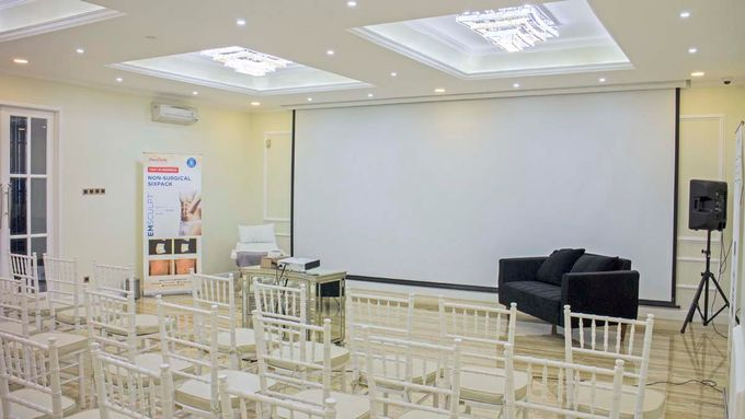 launching produk Emsculpt The Clinic by the cafe - 005