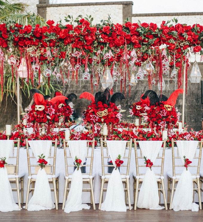Wedding Decoration at The Edge by The edge - 013