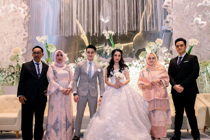Wedding of Dika & Rani by La'SEINE Function Hall - 008