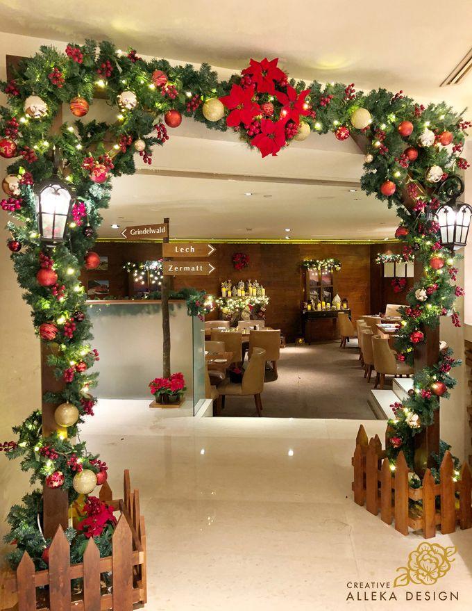 Christmas Decoration by Mandarin Oriental, Jakarta - 001