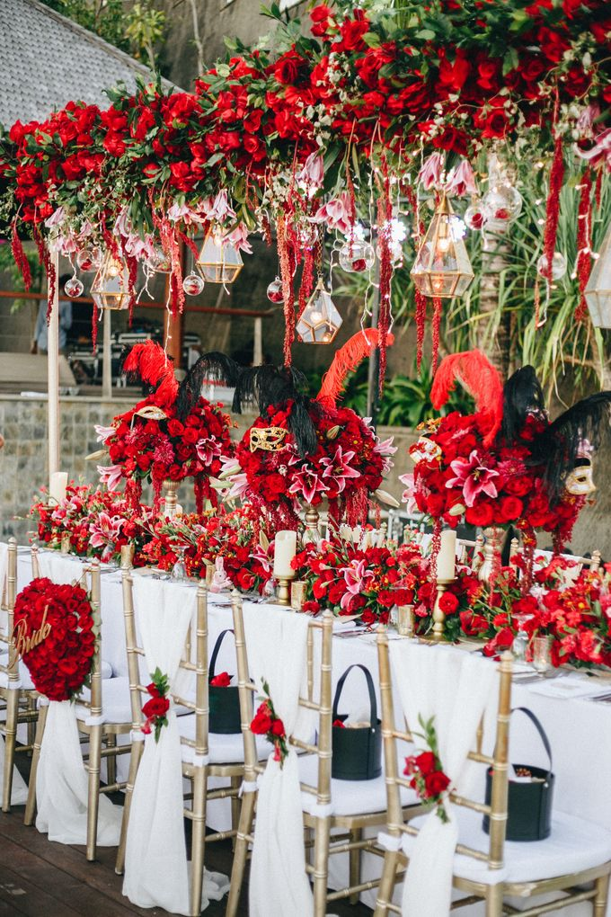 Wedding Decoration at The Edge by The edge - 001