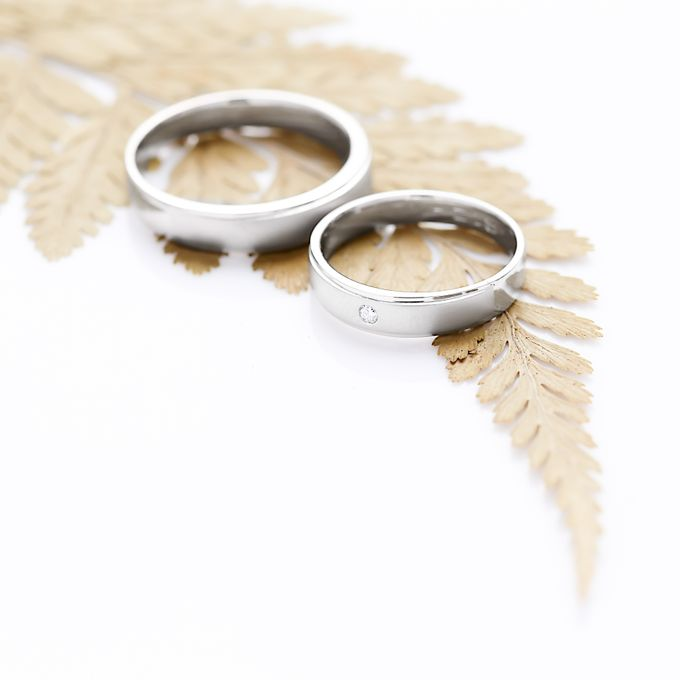 Wedding Ring - Simply Collection by ORORI - 009