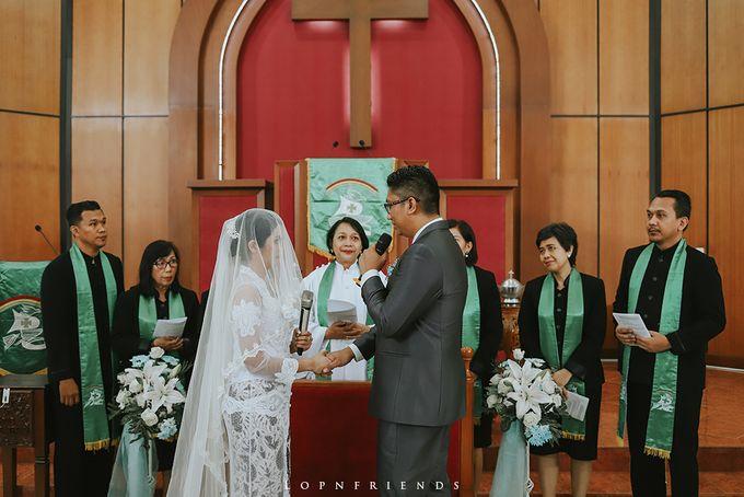 Budi & Ayu Wedding day by lop - 015