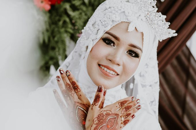 Wedding Of Destian & Putri by Toms up photography - 005