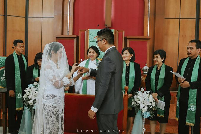 Budi & Ayu Wedding day by lop - 018
