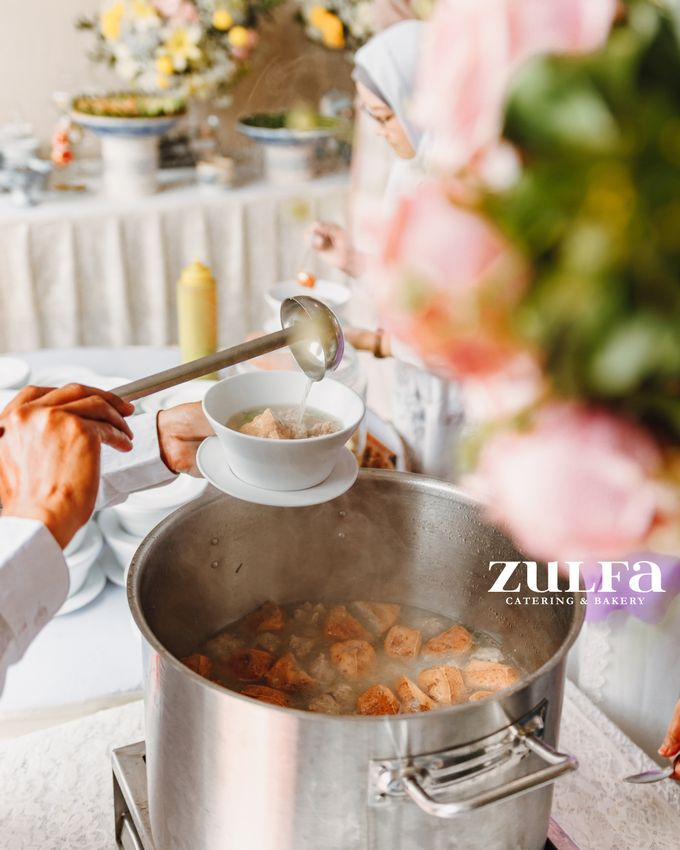 Pengajian dan Siraman Citra Kirana by Zulfa Catering - 039