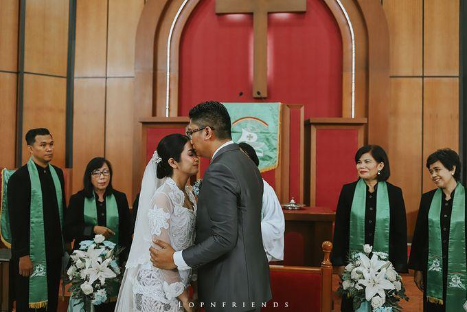 Budi & Ayu Wedding day by lop - 019