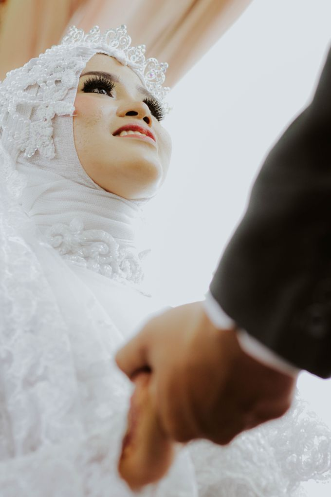 Wedding Of Destian & Putri by Toms up photography - 001