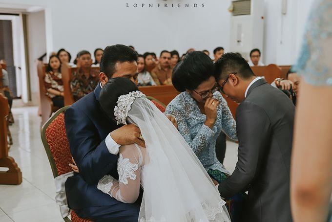 Budi & Ayu Wedding day by lop - 020