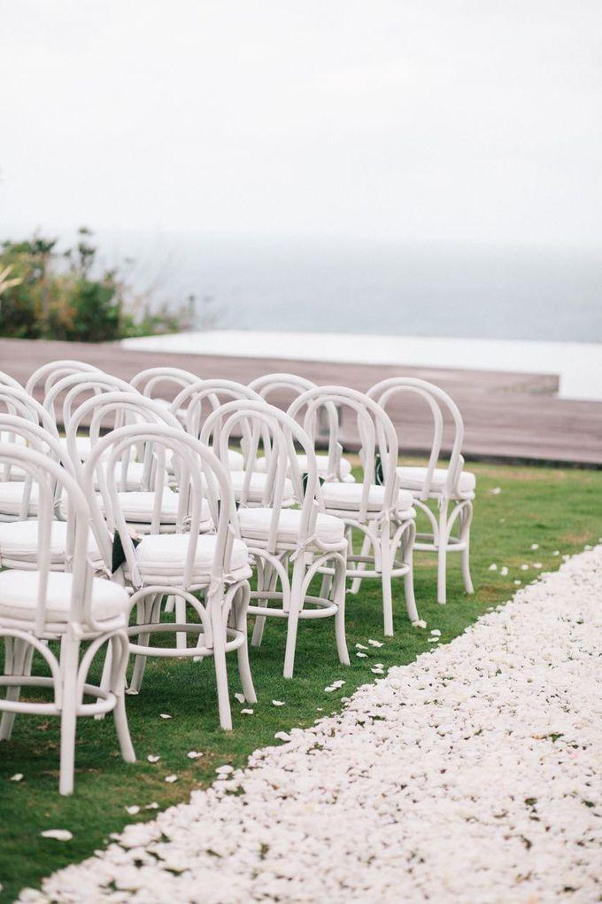 Char & Don Wedding by AMOR ETERNAL BALI WEDDING & EVENTS - 012