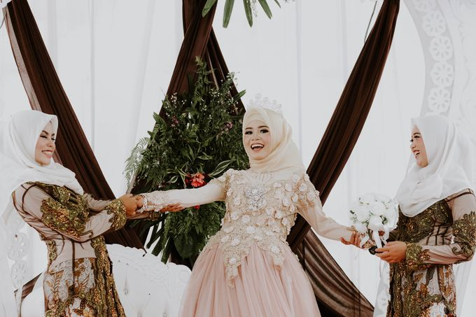 Wedding Of Destian & Putri by Toms up photography - 010