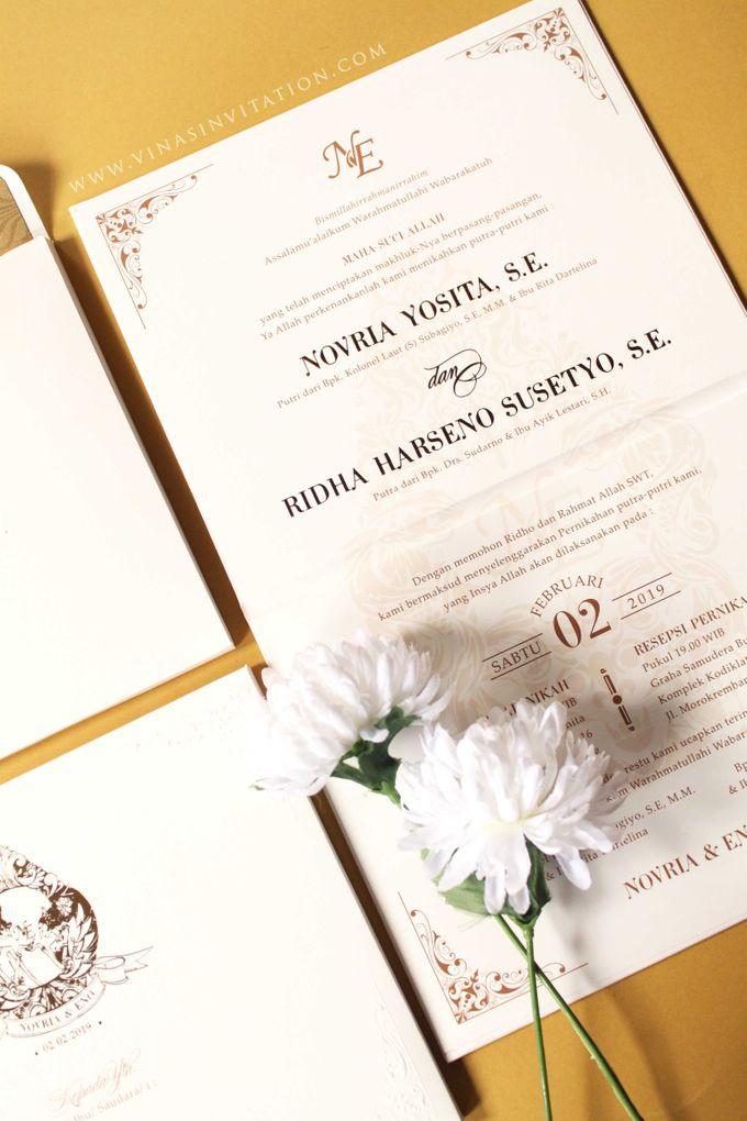 Novria & Eno by Vinas Invitation - 004
