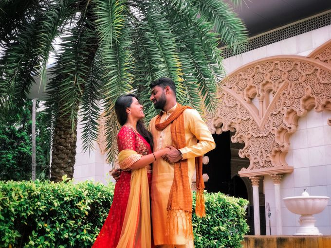 Pre-wedding Photoshoot of Arun & Ganges by Vicknesh Photography - 006