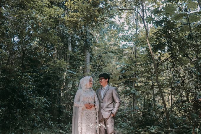 The Journey of Okta & Vina by Rains Project - 017