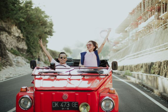 Bali Prewedding Diana & Andre by Hexa Images - 008