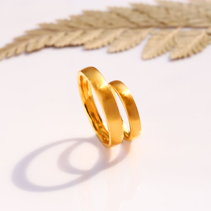 Wedding Ring - Signa Series by ORORI - 009