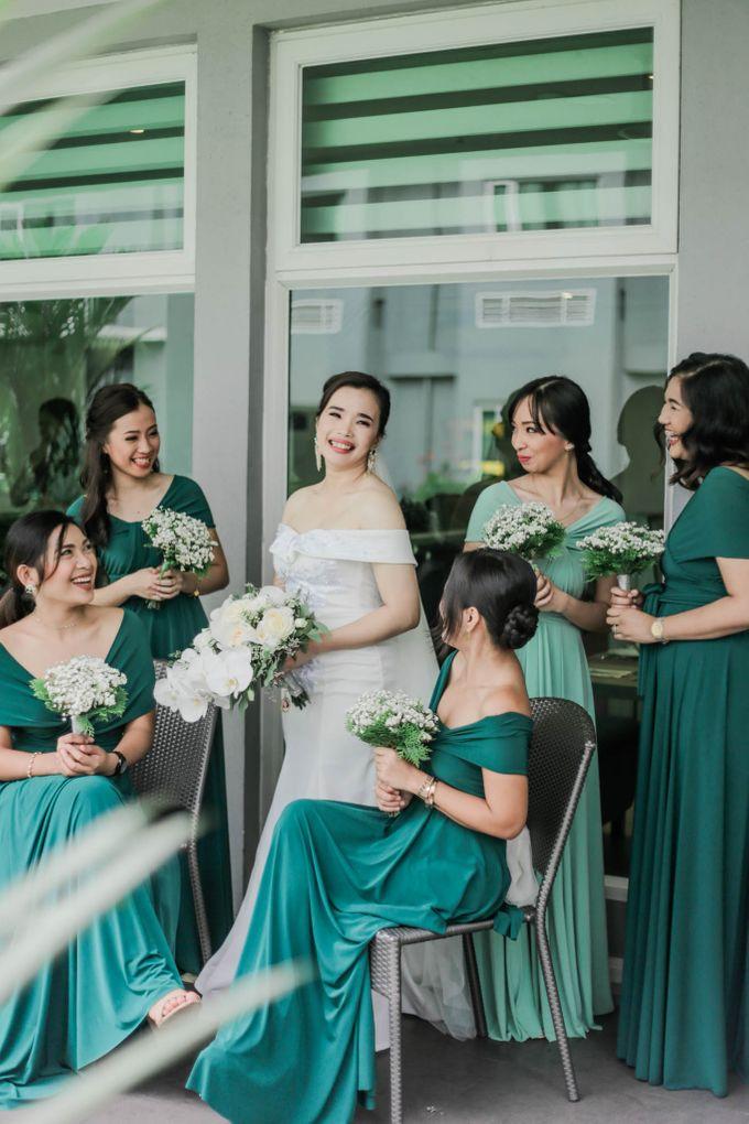 A Fresh and Modern Minimalist Iglesia Ni Cristo Wedding by Eye Candy Manila Event Styling Co. - 035
