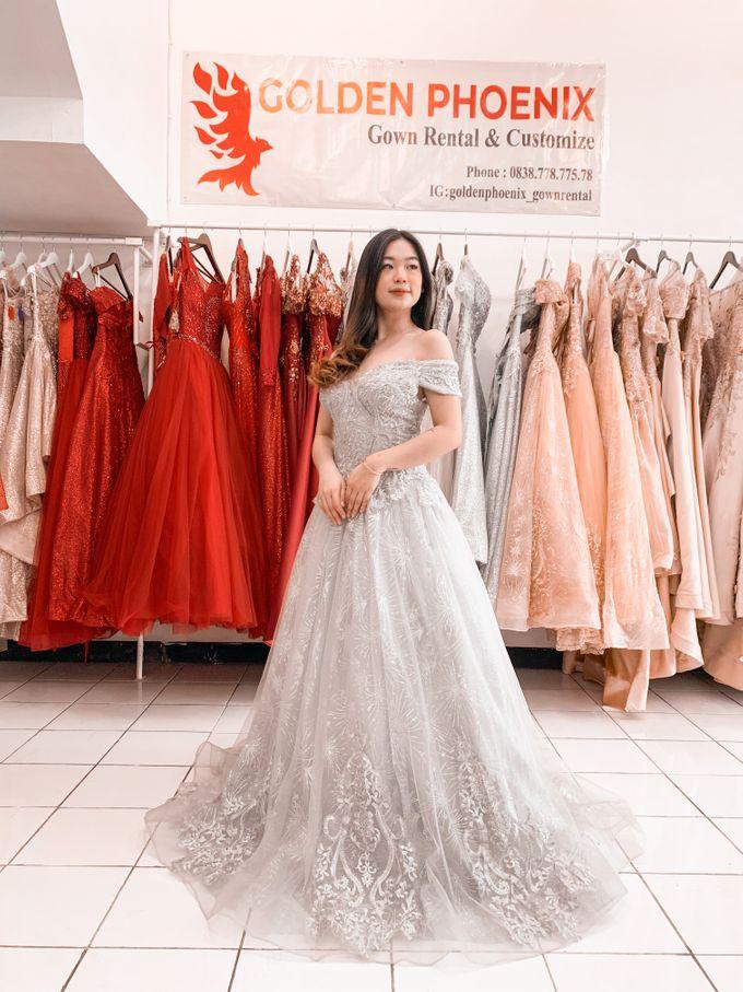Beauty GOWN by Golden Phoenix Rent Gown - 002