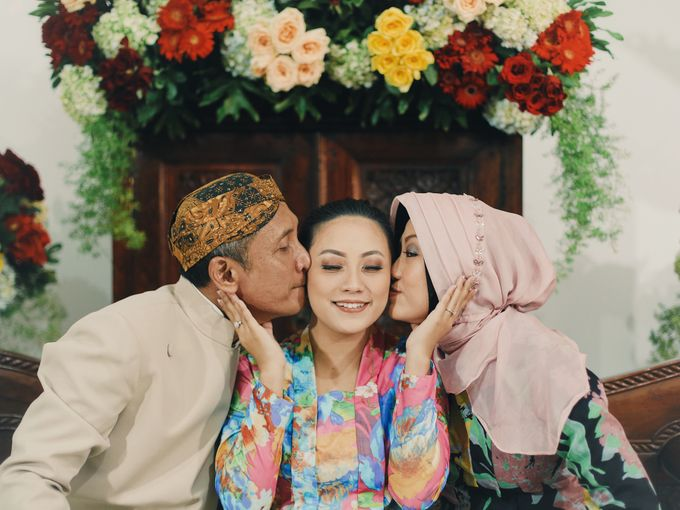 Yayas & Nosa Wedding by Adhyakti Wedding Planner & Organizer - 015