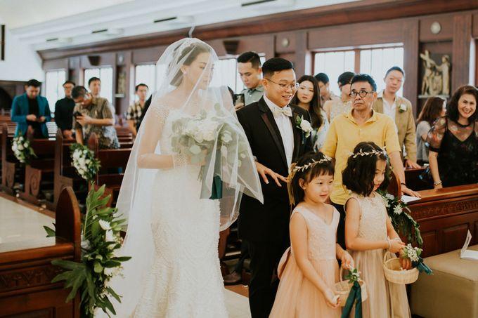 Thesan Fefe Wedding by Double Happiness Wedding Organizer - 007