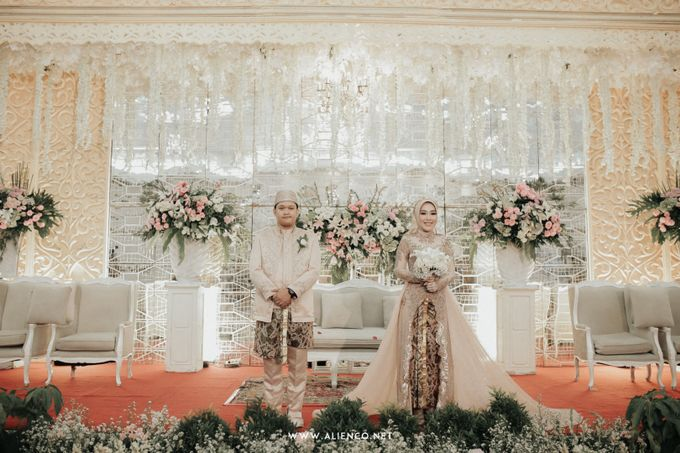 The Wedding Of Shella & Lutfi by alienco photography - 029