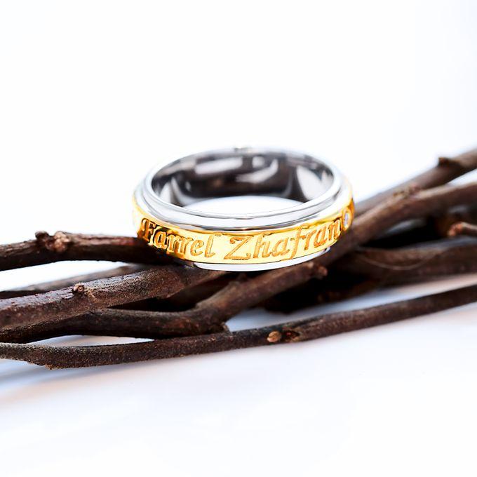 Wedding Ring - Rolleto by ORORI - 006