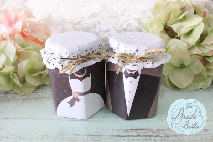 Wedding Favors by The Bride and Butter - 002