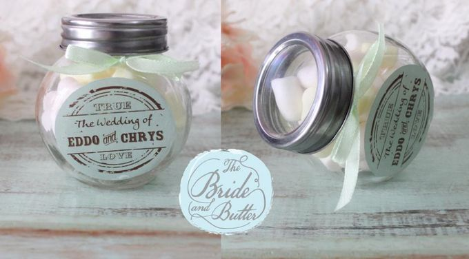 Wedding Favors by The Bride and Butter - 007