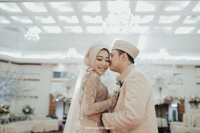The Wedding Of Shella & Lutfi by alienco photography - 030