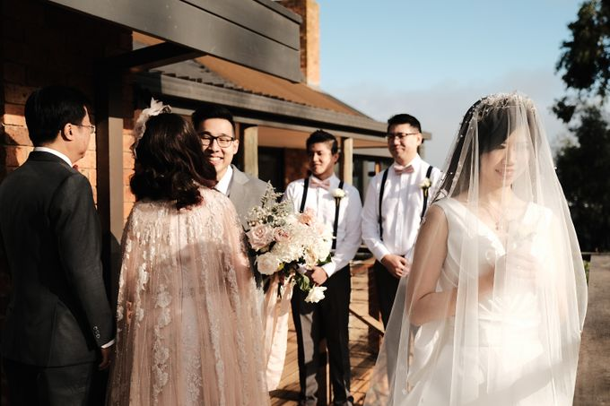 Wedding Day by Dicky - Kevin Kezia by Stones of the Yarra Valley - 008
