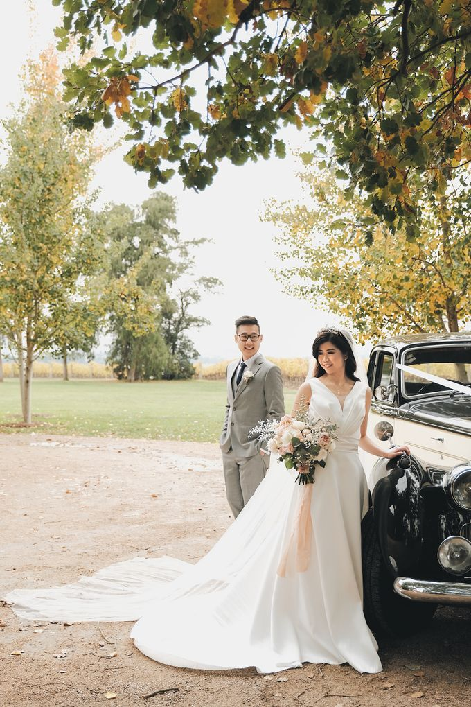 Wedding Day by Dicky - Kevin Kezia by Stones of the Yarra Valley - 012