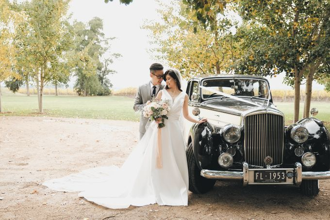 Wedding Day by Dicky - Kevin Kezia by Stones of the Yarra Valley - 013