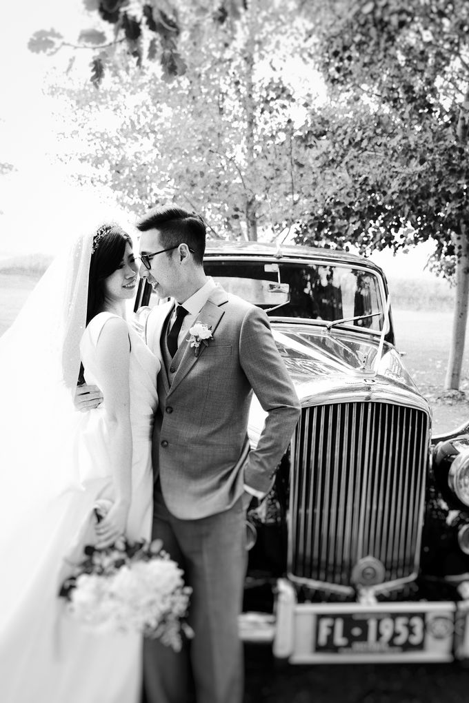 Wedding Day by Dicky - Kevin Kezia by Stones of the Yarra Valley - 014