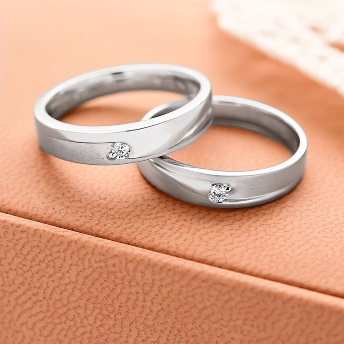 Wedding Ring - Simply Collection by ORORI - 014