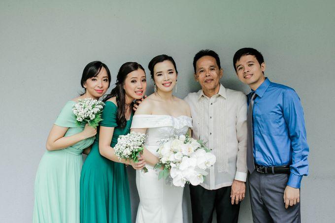 A Fresh and Modern Minimalist Iglesia Ni Cristo Wedding by Eye Candy Manila Event Styling Co. - 032
