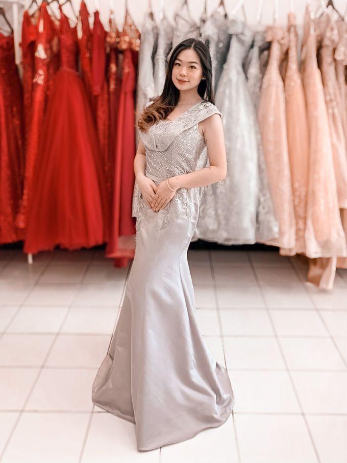 Beauty GOWN by Golden Phoenix Rent Gown - 001
