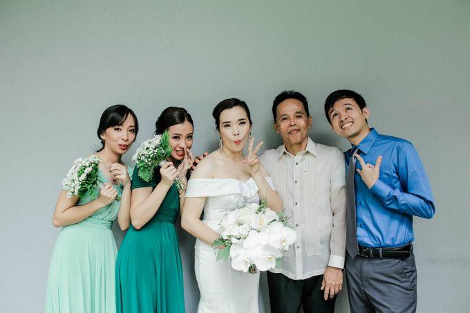 A Fresh and Modern Minimalist Iglesia Ni Cristo Wedding by Eye Candy Manila Event Styling Co. - 033