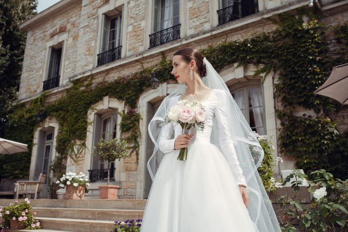 Yuliya wedding by Nicolas Laville Couture - 001