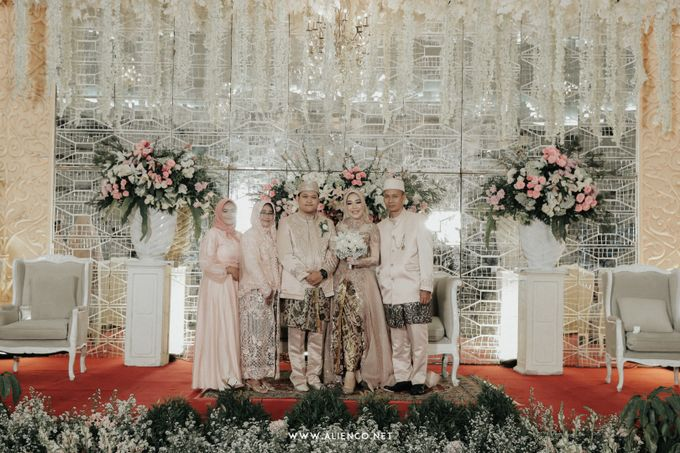 The Wedding Of Shella & Lutfi by alienco photography - 031