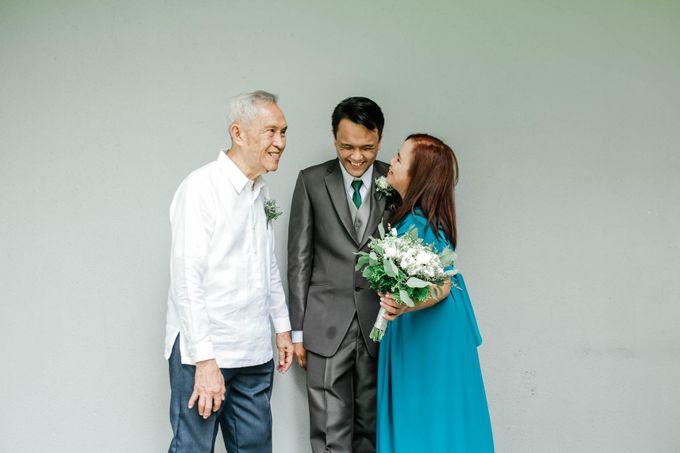 A Fresh and Modern Minimalist Iglesia Ni Cristo Wedding by Eye Candy Manila Event Styling Co. - 029