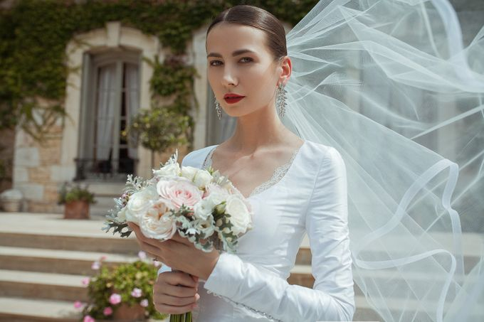 Yuliya wedding by Nicolas Laville Couture - 002